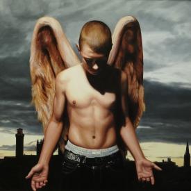 Urban Angel 80cm x 80cm