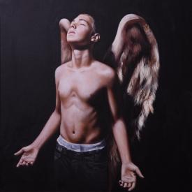 Urban Angel 80 x 80cm £5750 (0257)