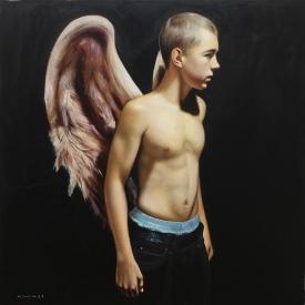 Urban Angel 80 x 80cm £5250 (0063)