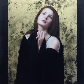 Icon No3 - 50 x 50cm £2,400 (0133)