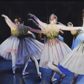 The Dance 60 x 60cm
