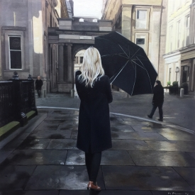 After the Rain 50 x 50cm - £2,500 (0158)