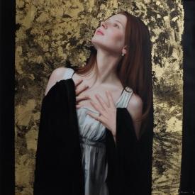 Icon No1 - 50 x 50cm £2,500 (0039)