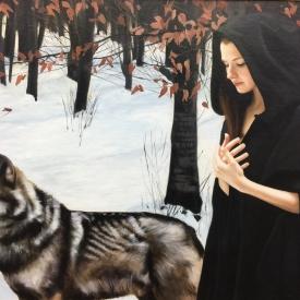 A dream of winter - 65 x 90cm £5,200 (0103)
