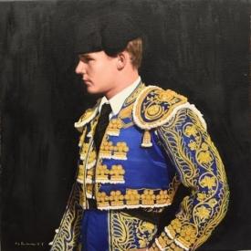 Matador - 50 x 50cm £2,400 (0067)