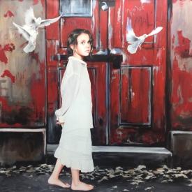 Angel - 120 x 150cm £20,000 (0185)