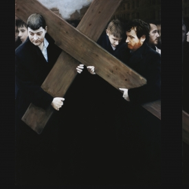 The Cross Triptych