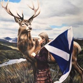 Highlands 1 x 1m