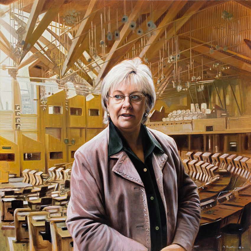 Margo MacDonald - Scottish Parliament