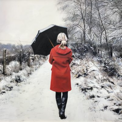 Walk on a Winters Day