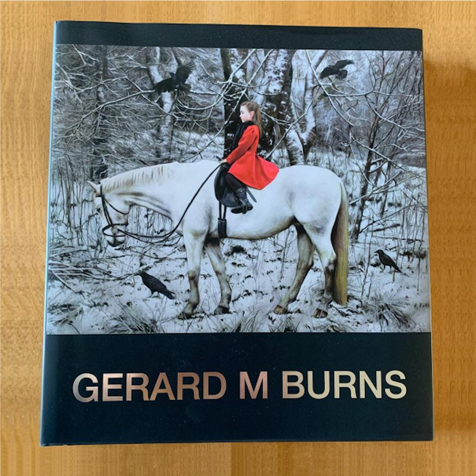 Gerard M Burns Book