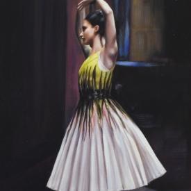 Little Dancer 60 x 40cm