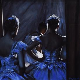 The Fairy's Kiss 50 x 50cm £2500 (0306)