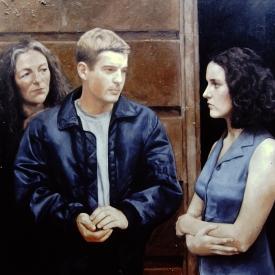 Mythology - The Judgement of Paris 4 x 4ft 1993