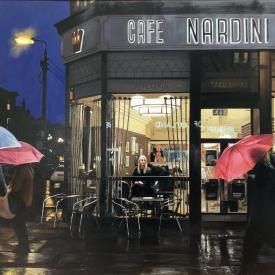 Cafe Nardini 95cm x 145cm