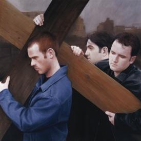 The Cross 3ft x 3ft