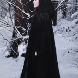 Winter Song 90cm x 120cm