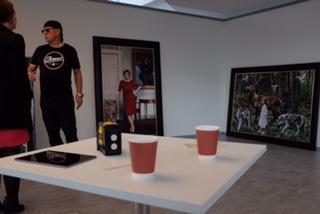 GCU Exhibition Set up