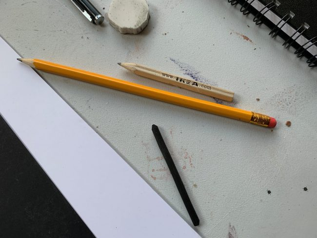 Drawing Lesson - What you will need