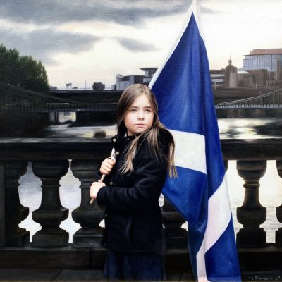 Saltire and the Clyde